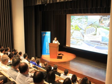 SolarGy's Albert Lim was privileged to be invited by Sembcorp Solar to speak about the risks and mitigations of adopting solar energy at the Solar 101 Forum