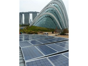 SolarGy's Gardens by the Bay project featured in Southeast Asia Building Magazine ​